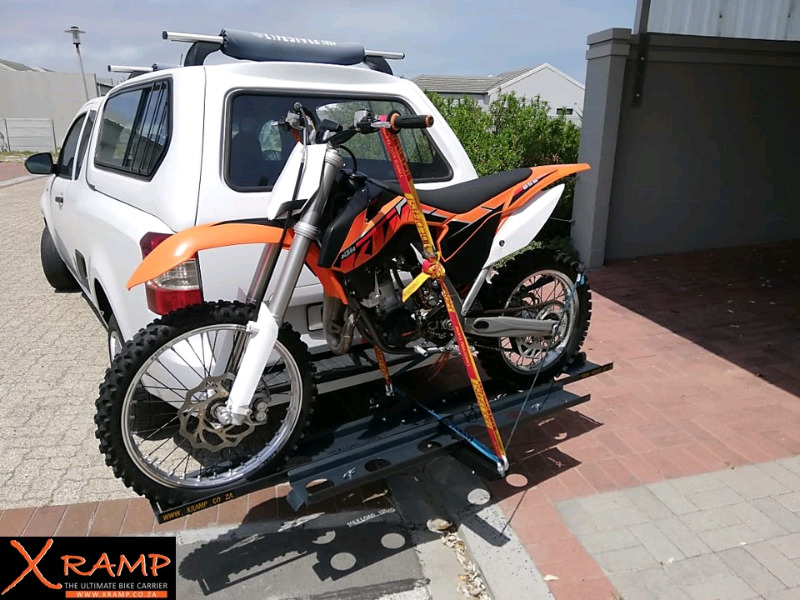 Xramp bike carriers available