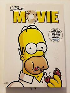 The Simpsons Movie Dvd 2007 Full Screen 24543484387 Ebay
