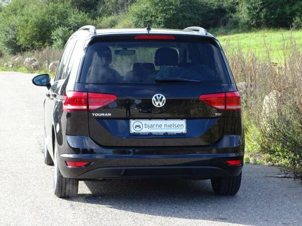 VW Touran 1,6 TDi 110 Comfortline DSG 7prs - billede 3