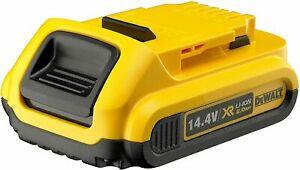 Dewalt DCB143 Batterie 14V 2.0ah perceuse visseuse chargeur vis bois métal pvc A