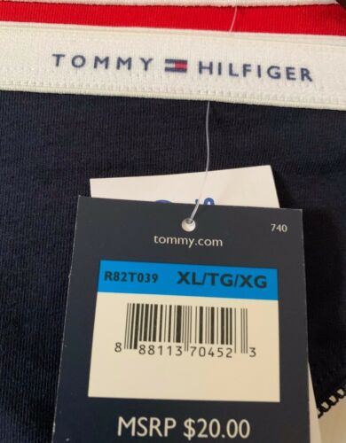 TOMMY HILFIGER WOMENS UNDERWEAR PANTIES Pick From Variations Listed M XL NWT L