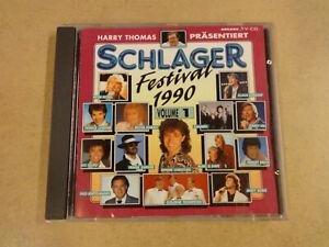CD / SCHLAGERFESTIVAL 1990 - VOLUME 1
