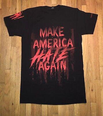 Botdf Blood On The Dance Floor Make America Hate Again Shirt Small