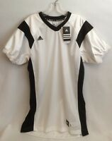 Adidas Scorch Football Training Jersey White And Black Size L With Tags
