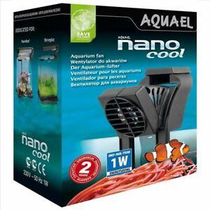 Aquael Nano Cool Ventilateur pour aquarium 1w Refroidisseur d'aquarium Nr 110532