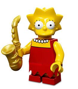 Lego-71005-Minifig-Series-13-The-Simpsons-Lisa-Simpson