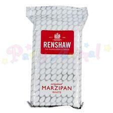 Renshaw/Rencol-Ready to use Marzipan/Almond Paste 500g