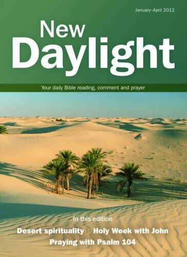 (Very Good)1841016659 New Daylight: January-April 2012: Your Daily Bible Reading