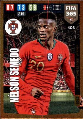 Panini fifa 365 2020 tarjetas cards 411 cristiano ronaldo uefa Nations League