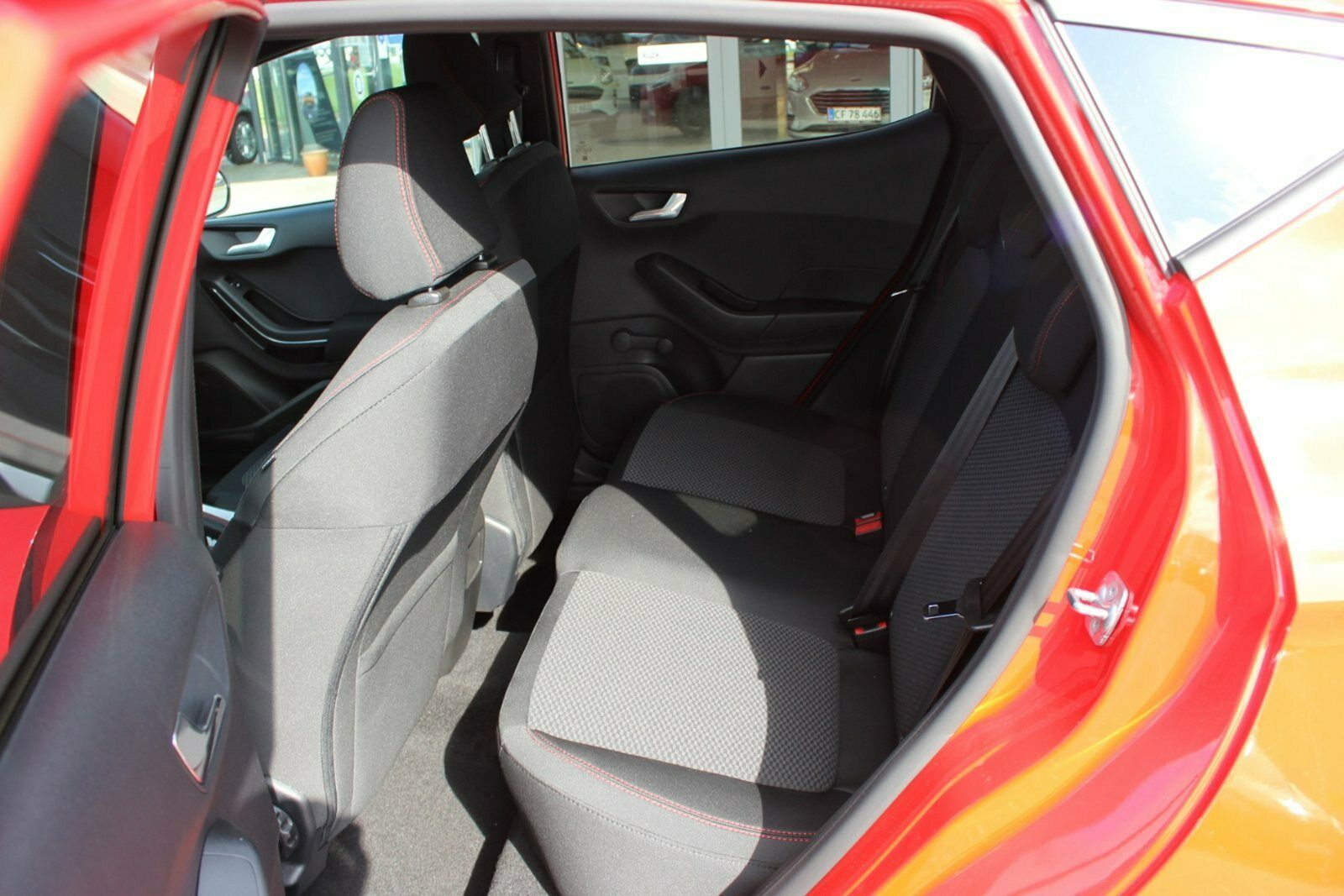 Ford Fiesta 1,0 SCTi 140 ST-Line - billede 7