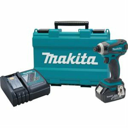 Makita 18V LXT Impact Driver Kit (1 Battery) #XDT042