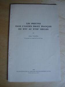 Villers-Les-preuves-dans-l-039-ancien-droit-francais-du-XVIe-au-XVIIIe-siecles-Envoi