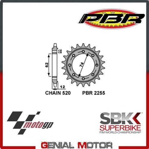 2255 22 18NC Pignone PBR Passo 520-22 Denti per GILERA GP 2009 /> 2014