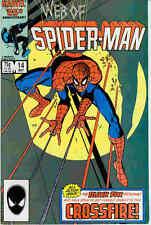 Web of Spiderman # 14 (USA, 1986)