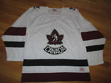 CANADA Athletics Embroidered (XL) Hockey Jersey