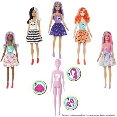 Barbie Colour Reveal Change Doll Assortment Wave 1 Free And Fast Ship Ebay