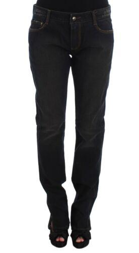 Scervino Jeans Ermanno Blu Nuovo it44 S Cotone Slavato Pantaloni Ragazzo vwH7xO