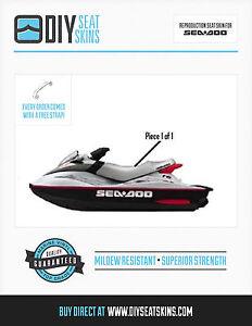 RX-DI-GSX-GSI-HX-SP-XP-SPX-SEA-DOO-SILVER-Seat-Cover-92-93-94-95-96-97-USA-MADE