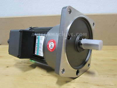 Sesame Motor Chip Auger G12V200U-60 3 Phase 230V//460V Ratio 1:60
