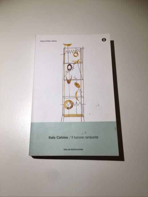 Italo Calvino Il Barone Rampante Oscar Moderni Mondadori