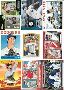 CLAYTON-KERSHAW-2014-TOPPS-SPRING-FEVER-SF-10-FREE-COMBINED-S-H