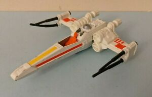 Vintage-1978-Die-Cast-Star-Wars-Rebel-X-Wing-Fighter-Kenner-Micro