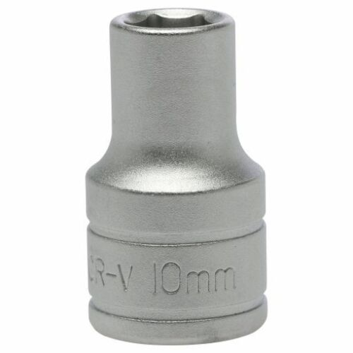 "Teng Tools M1205106-C1//2/"" Drive Regular 6 Pt Metric 10mm Socket"