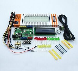 ASK-04-Electronic-Arduino-Project-Starter-Kit-UNO-R3-Resistor-Lab-Project-LCD