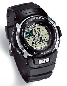 Casio-G-7700-1E-Orologio-G-Shock-Illuminator-Antiurto-Sveglia-Timer-200-Metri