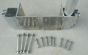 Details about DIY Boat Dock Kit Aluminum Dock Parts