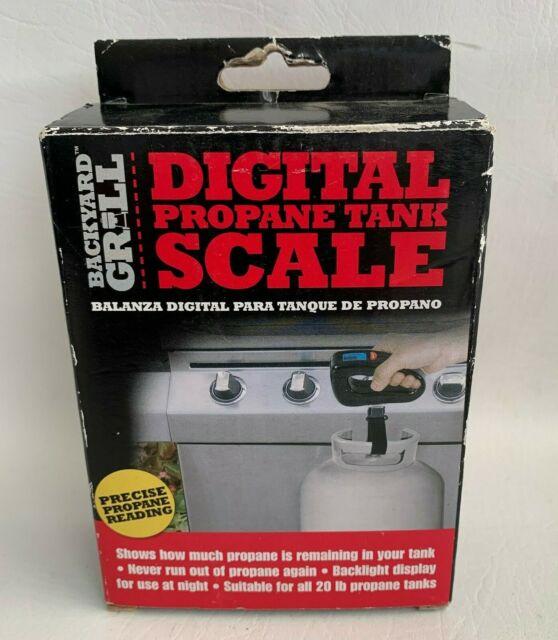 Backyard Grill Digital Propane Tank Scale 20LB Propane ...