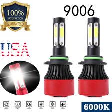 4 Sided 9006 Cob Led Headlight Kit Hb4 9012 6000k 120w 32000lm Low Beam Bulbs Us