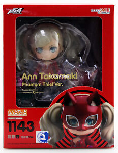 Nendoroid 1143 Persona 5 Ann Takamaki Phantom Thief Ver Figure Good Smile