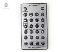 New OEM Bose Wave Music System AWRCC1,2 Wave Radio II AWR1B1,2 Remote Control