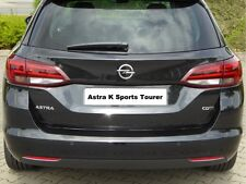 Chromstreben für Opel Astra K Sports Tourer Reflektoren Chrom Tuning ab 10/2015