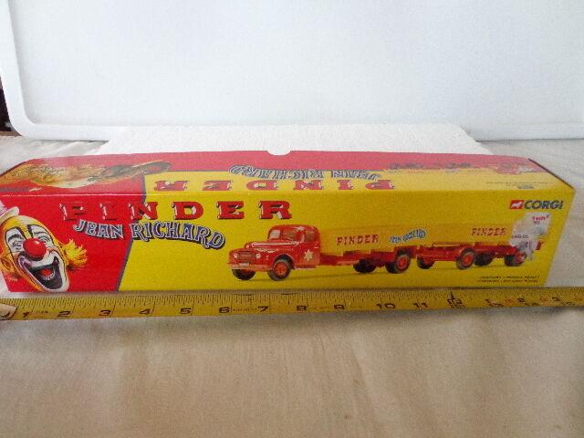 Corgi classic pinder jean - richard citron typ 55   31703