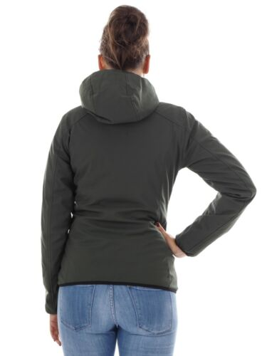 CMP Softshelljacke fonction veste capuche veste vert stretch WP 10000 mm