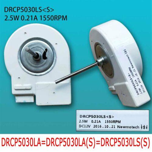 for Samsung Refrigerator Cooling Fan Part S original DC12V Fan Motor DRCP5030LA