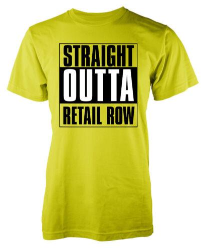 Gaming Straight Outta Retail Row X-Box Playstation PC Kids T-shirt