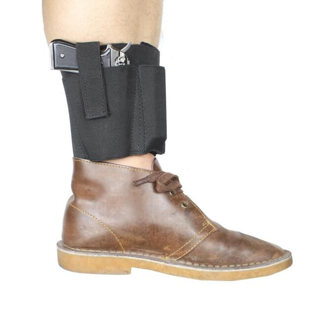 Holsters, Belts & Pouches Concealed Carry Ankle Holster Pistol