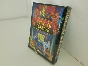 NEW SEALED KUNG FU MASTER W/CREASED BOX GAME FOR PAL ATARI 2600 & RETRON 77 F44