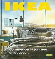 CATALOGUE - IKEA 2015 FRANCE : DECORATION INTERIEURE IDEE MAGAZINE PUBLICITE PUB