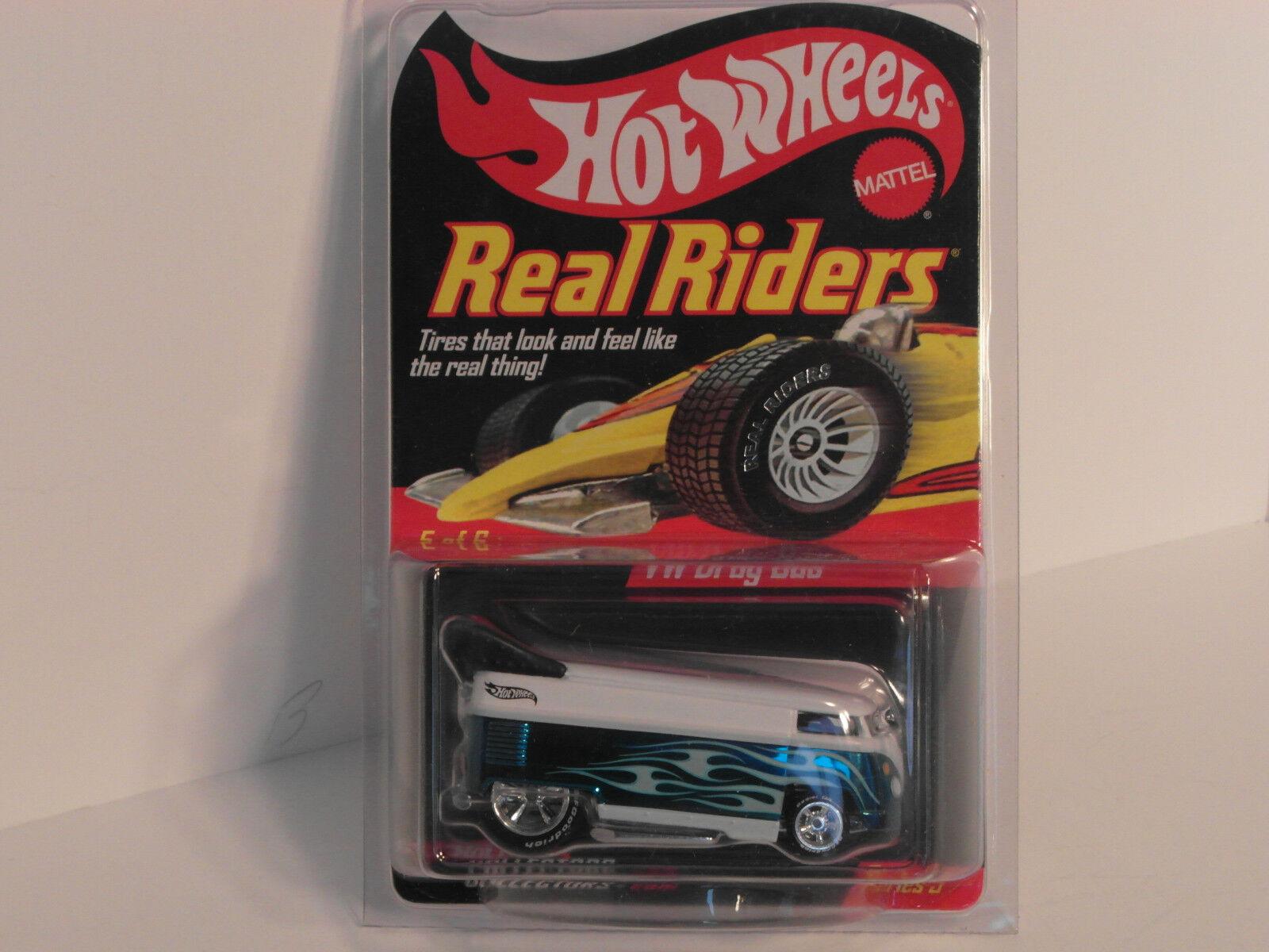 Todos los productos obtienen hasta un 34% de descuento. Hot Wheels 2006 HW real real real jinetes de RLC serie 5 VW VOLKSWAGEN Drag Bus  3056  Tienda de moda y compras online.