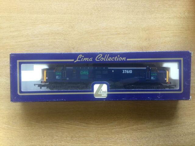 Lima Diesel Locomotive Class 37610 D.R.S. Item L204605 Boxed