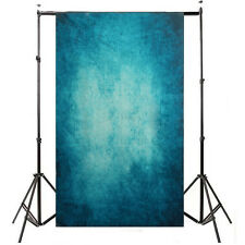 Fantastic Blue Vinyl Photography backdrop Photo Studio Background Stage Scenic