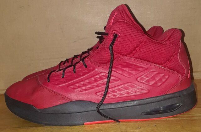 Original Nike Air Jordan New School Basketball Gym Red Trainers 768901623