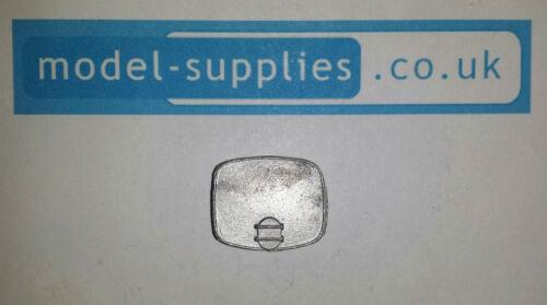 Matchbox 10c Foden azúcar petrolero reproducción De Metal Blanco Tanque Tapón Tate Lyle