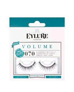 5539a629522 Image is loading Eylure-False-Eyelashes-VOLUME-Pre-Glued-101-Genuine-