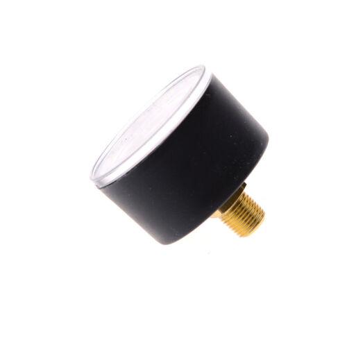 0-180PSI Air Compressor Pneumatic Hydraulic Fluid Pressure Gauge 0-12Bar .y