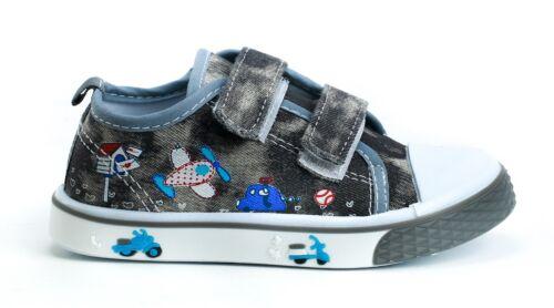 baskets chaussures toile Chaussures Nouvelles d'abord de petits garçon pour 40uk tout bébé taille de Bv1wYqT